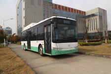 华中牌WH6102GBEV3型纯电动低入口城市客车