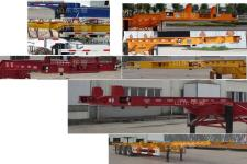 莊宇牌ZYC9402TJZ型集裝箱運輸半掛車圖片