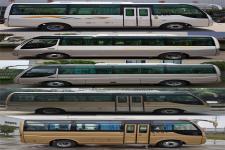 賽特牌HS6605A型客車圖片2