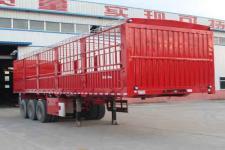 莊宇9米33.5噸3軸倉柵式運輸半掛車(ZYC9402CCY)
