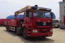 陕汽牌SX5310JSQHB4661型随车起重运输车(SX5310JSQHB4661随车起重运输车)(SX5310JSQHB4661)