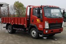 豪沃单桥货车170马力1735吨(ZZ1047G3315F145)