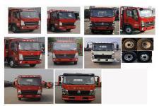 豪沃牌ZZ1087G3315F183型載貨汽車圖片
