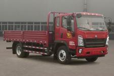 豪沃单桥货车184马力4430吨(ZZ1107H4215F1)