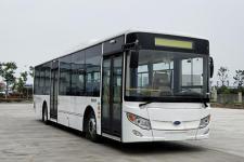 12米开沃NJL6129EV55纯电动城市客车