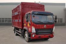 豪沃牌ZZ5187CCYK471DF1型仓栅式运输车(ZZ5187CCYK471DF1仓栅式运输车)