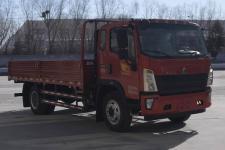 豪沃单桥货车184马力9900吨(ZZ1167H4515F1)
