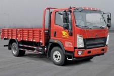 豪沃国六单桥货车131马力6805吨(ZZ1117H3315F112)