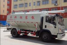國六東風12方散裝飼料運輸車價格