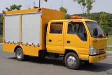 五十铃双排多功能救险车|多功能电力应急救险车