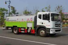 香洲区国六东风多利卡D9高压清洗车 (CLW5180GQXE6清洗车)(CLW5180GQXE6)