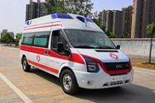 国六福特救护车价格