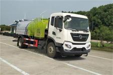 国六东风天龙12吨高压清洗车价格(DFZ5180GQXEX8清洗车)(DFZ5180GQXEX8)