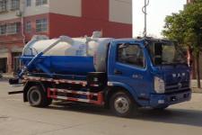 程力威牌CLW5080GXWFD6型吸污车 (CLW5080GXWFD6吸污车)(CLW5080GXWFD6)