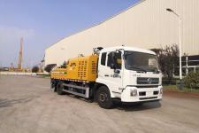 XZS5140THB车载式混凝土泵车