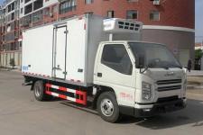 國六江鈴順達4米2冷藏車海鮮運輸車醫藥運輸車冷鏈物流車廠家銷售報價