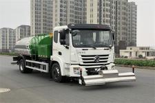 国六东风多功能高压路面清洗车价格(DFZ5180GQXSZ6D清洗车)(DFZ5180GQXSZ6D)
