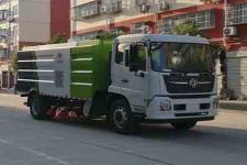 程力威牌CLW5180TSLD6型扫路车