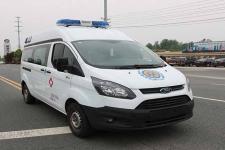 國六福特新全順v362汽油型救護車