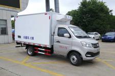 東風途逸小型2.6米冷藏車 藍牌3.2米冷藏車