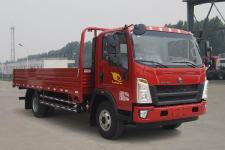 豪沃国六单桥货车160马力8005吨(ZZ1127H3315F1)