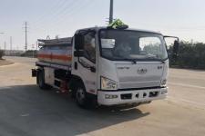 專威牌HTW5071GJYCAQ6型加油車