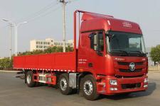 欧曼前四后四货车290马力15670吨(BJ1259Y6DPL-02)