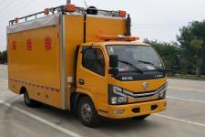 舜德牌SDS5045XXHE6型救險車