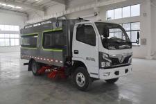 纵昂牌CLT5070TSLEQ6型扫路车