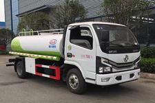 国六东风多利卡供水车/5方运水车(CLW5070GGS6XN供水车)(CLW5070GGS6XN)