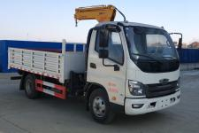 舜德牌SDS5041JSQB6型随车起重运输车(SDS5041JSQB6随车起重运输车)(SDS5041JSQB6)