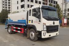 重汽12吨绿化喷洒车(HTX5167GPSZ6绿化喷洒车)