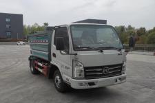 程力威牌CLW5040ZZZK6型自裝卸式垃圾車