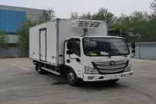 中达凯牌ZDK5045XLC型冷藏车