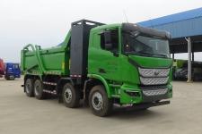 宇通牌ZKH5310ZLJP6BEV3型换电式纯电动自卸式垃圾车