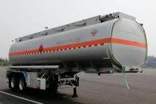 远达9.8米27.2吨2轴运油半挂车(SCZ9350GYY)