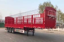 九州龙12.5米33.4吨3轴仓栅式运输半挂车(CCL9400CCYE)