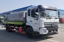 程力重工牌CLH5180GPSSZ6型綠化噴灑車