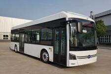 安凯牌HFF6100E9EV22型纯电动低地板城市客车