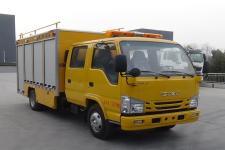 程力牌CL5070XXH6YH型救險車