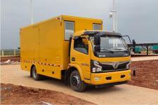 程力威牌CLW5100XGC6型电力工程车
