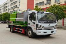 程力威牌CLW5123GQW6型清洗吸污車