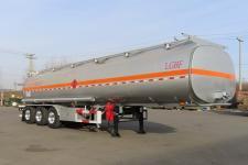 长庆牌CQK9400GRY型易燃液体罐式运输半挂车