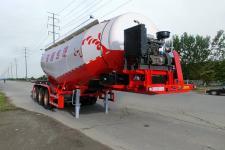 骏通牌JF9404GFL1型中密度粉粒物料运输半挂车