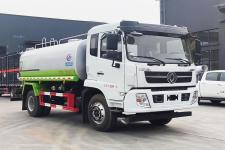 程力威牌CLW5160GSSDP型灑水車