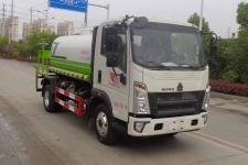 華通牌HCQ5077GSSZZ6型灑水車