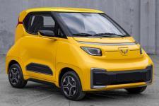 五菱牌LZW7002EVBHANA型纯电动轿车