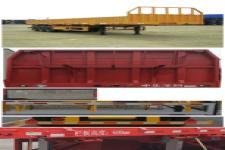 中集牌ZJV9400型半掛車圖片