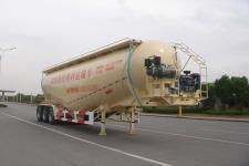 中集12.4米28.8噸3軸低密度粉粒物料運輸半掛車(ZJV9407GFLTH)
