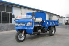 7YP-1175D4B五星自卸三輪農用車